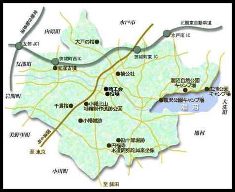 茨城町ってこんなまち - 茨城町商工会